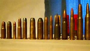 What Is The Difference Between Bullet Sizes