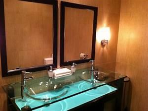 Vasque En Verre : la vasque en verre fonctionnelle et tr s d co ~ Premium-room.com Idées de Décoration