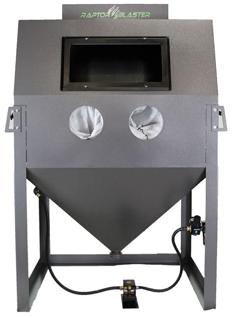 Blast Cabinets by Media Blast Cabinet Rb4836 Made In The Usa Raptor