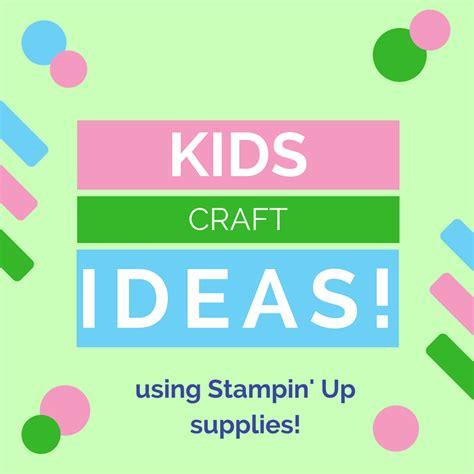 My Crafty Friends Monday March Break Kids Craft Ideas