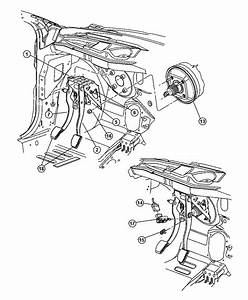 Chrysler Pt Cruiser Used For  Nut And Washer  Hex  M8x1 25