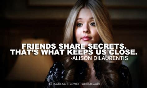 best alison quotes pll