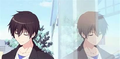 Mirror Anime Staring Amagi Park Brilliant Kanie