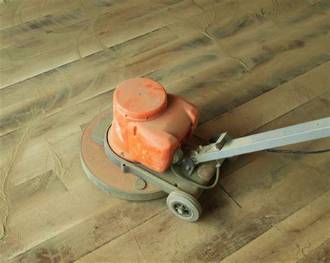 HOME DZINE Home Improvement   Renovating a hardwood floor