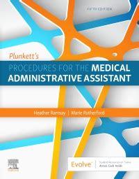 plunketts procedures   medical administrative
