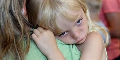 Daughter Self Sad Mother Divorce Esteem Raise