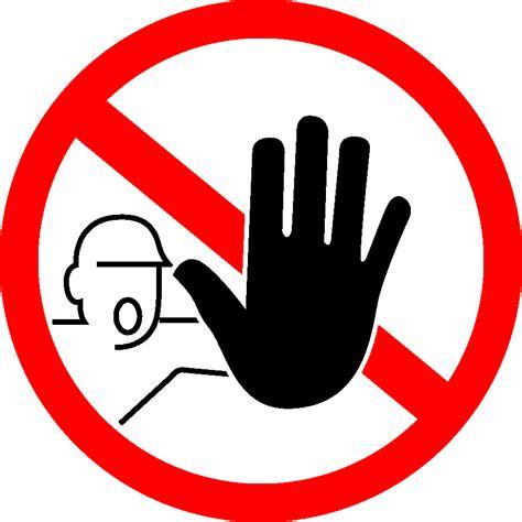 Filedot Not Touchpng  Wikimedia Commons