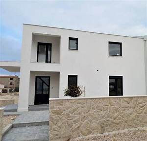 Fenster Preise Kroatien : region zadar nin neue doppelhaus h lfte mit meerbick ~ Michelbontemps.com Haus und Dekorationen