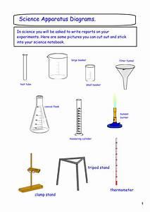 Science Apparatus Diagrams