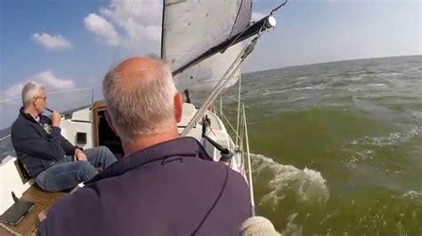 Heeg Opinion 15 by Von Heeg Nach Lemmer 252 Ber Das Ijsselmeer Youtube