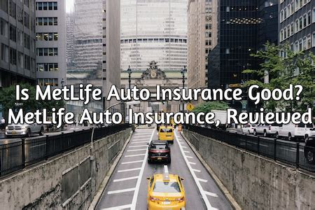 Our opinions are our own and are metlife auto insurance is available in all 50 states. Is MetLife Auto Insurance Good? - MetLife Auto Insurance ...