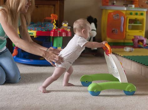 baby walker carpet independent push walkers child base activity lifestyle