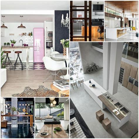 offene küche wohnzimmer bilder offene k 252 che ideen so richten sie eine moderne k 252 che ein