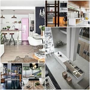 Wohnzimmer Mit Küche Ideen : offene k che ideen so richten sie eine moderne k che ein ~ Markanthonyermac.com Haus und Dekorationen