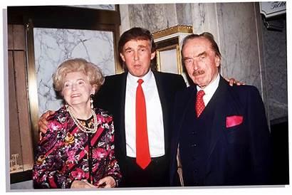 Trump Donald Mom Mother Parents Trumps Father