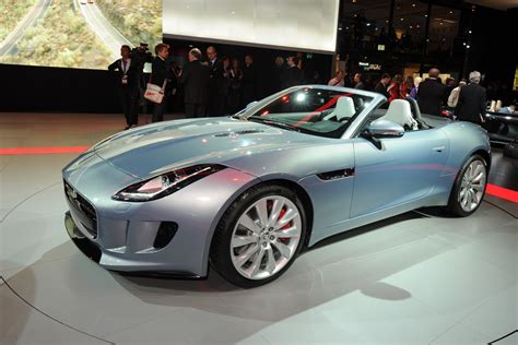Jaguar F Type Picture by Jaguar F Type Motor Show Pictures Auto Express