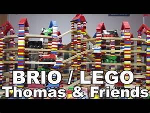 Brio Eisenbahn Schienen : lego brio eisenbahn thomas and friends wooden railway kanal f r kinder kinderkanal youtube ~ Orissabook.com Haus und Dekorationen