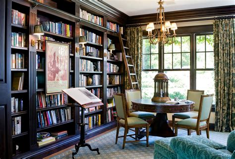 Home Design Books : Artfully Styled Bookcases