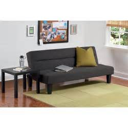 kebo futon sofa bed multiple colors walmart com