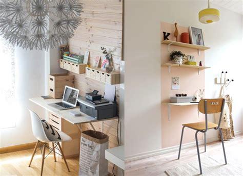 inspirations pour  petit bureau petit bureau