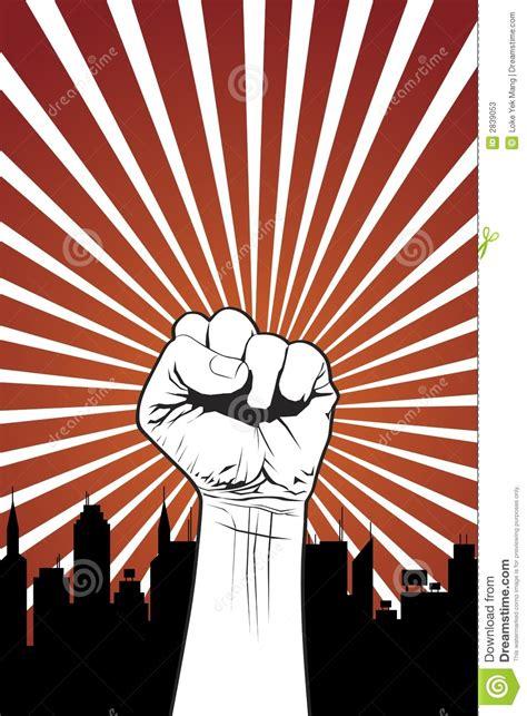 Power Fist Stock Illustration Illustration Of Punch, Fist