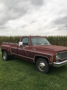 1978 Chevy C30 Dually Pickup 1 Ton Good Mechanical  Good