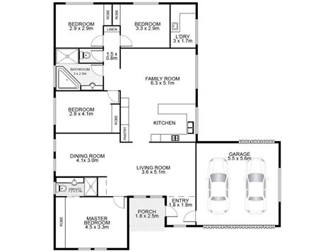 Floors Plans : Floor Plans Drawing And Layout Ideas. Home Design. Gombrel