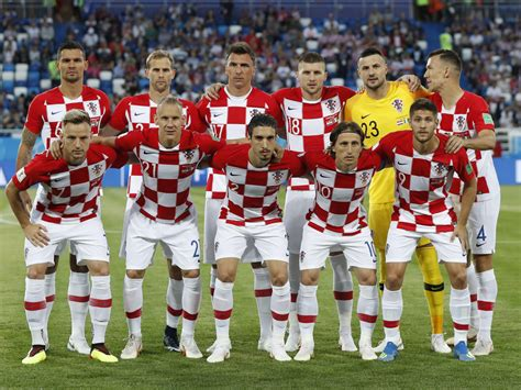 Fifa World Cup Croatia Nigeria Match Group