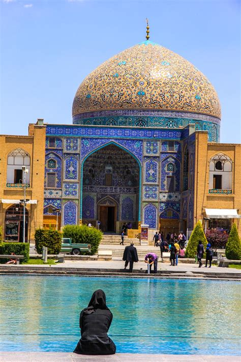 Most Beautiful Mosques Iran