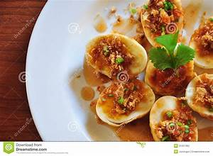 Fansy Eggs Dish Stock Photography - Image: 31051362