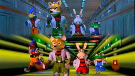 star fox 64 3d descarga gratuitas