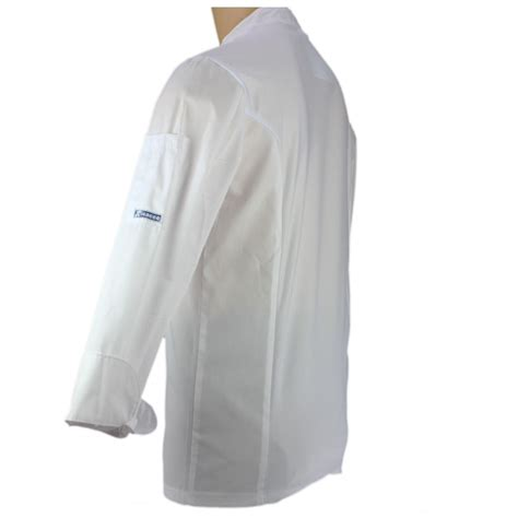 cuisine pour homme blouse de cuisine blanche ultra légère pour homme lisavet