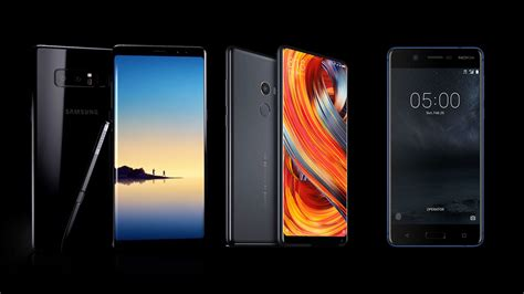 The Best Android Smartphones Most Popular Android Phones Of 2017 Gadgetsngaming
