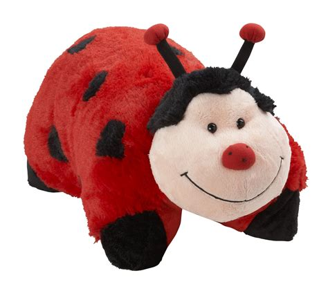 my pillow pets closed tis the season to giveaway ladybug pillowpet