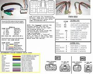 Scosche Wiring Harness Diagram
