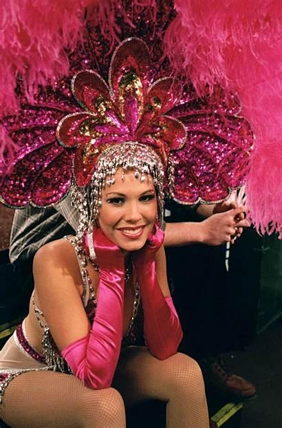 Vegas Showgirl Showgirls Las Nikki Cox Burlesque