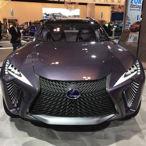 awesome lexus 4x4 lexus ux crossover suv concept car looks awesome lexus