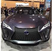 Lexus UX Crossover SUV Concept Car Looks Awesome
