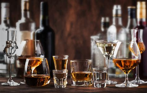 A Beginner's Guide To Different Types Of Alcoholic Drinks ...