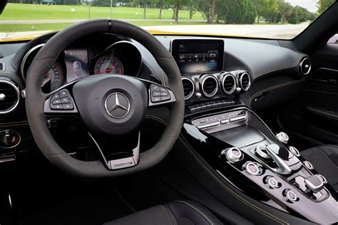 Sometime in 2021 starting at around $95,000. 2020 Mercedes-Benz AMG GT C Convertible Interior Review ...