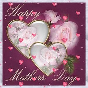 Besplatne Čestitke: Čestitka Happy Mothers Day ukrašena ...