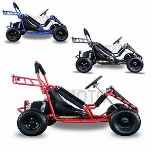Kids Go Kart Electric Ride On Go Cart Dune Buggy Racer 48 ...