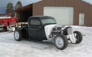 1946 Chevrolet Chevy Truck Pickup Hot Rod Rat Street Two