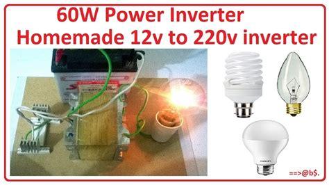 How Make Power Inverter Easy