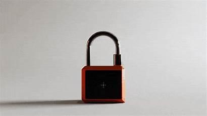 Smart Padlock Blockchain Certified 1st Lock Folding
