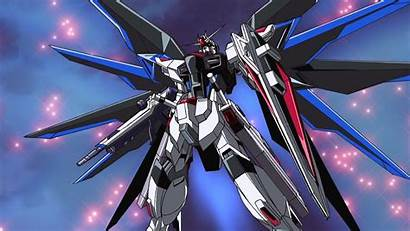 Gundam Seed Destiny Freedom Mobile Suit Wallpapers