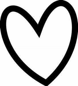 Heart black and white heart clipart images black and white ...