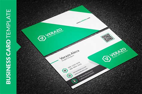 creative corporate business card business card templates creative market