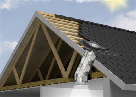 Tubo Solare Per L'illuminazione Naturale In Casa
