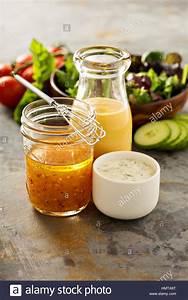 Honig Senf Sauce Salat : verschiedene hausgemachte saucen und salat dressings in ~ Watch28wear.com Haus und Dekorationen